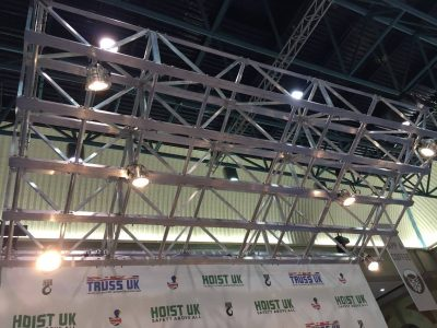 OBLIK space frame lighting rig