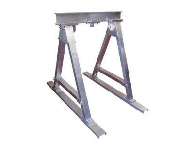 Aluminium Grid Stand (1000kg SWL)