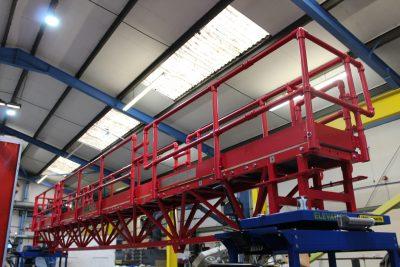 Truss UK bespoke Oblik Handrail
