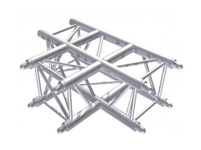 Light Duty Basics 3 Way Corner Sections of Truss 1