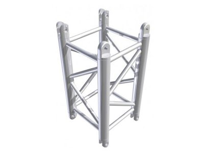 Medium Duty Compact Tower Truss 0.5m Sections