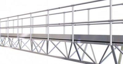 OBLIK Handrail Sections