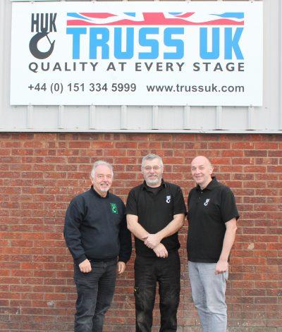 Truss UK team